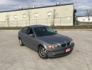 Used 2003 BMW 320i 320i, 5-speed, Leather, Sunroof, certified, 3 year for sale in North York, ON