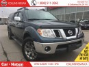 Used 2014 Nissan Frontier SL | ALLOYS | LEATHER | NAVI | BACK UP CAM | for sale in St Catharines, ON