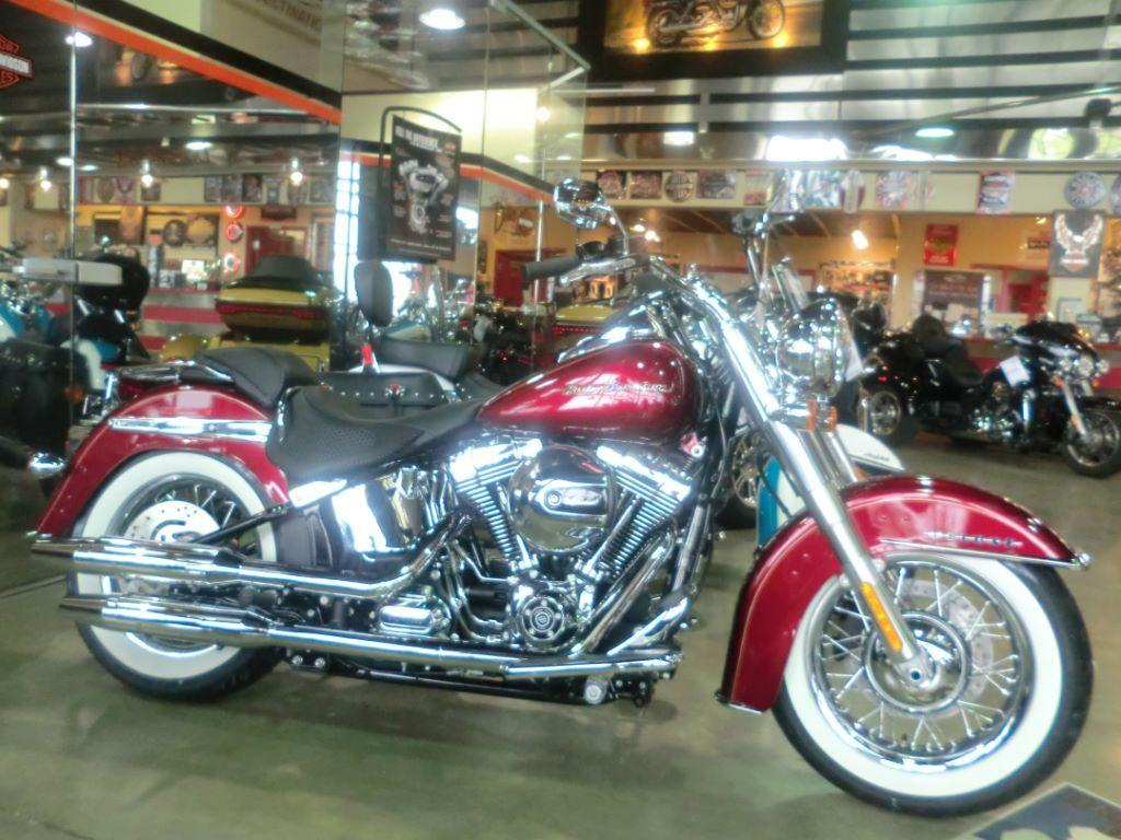 Used 2017 Harley-Davidson Softail SOFTAIL DELUXE for Sale in