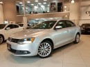 Used 2012 Volkswagen Jetta 2.0 TDI HIGHLINE **LEATHER-ROOF-NAVIGATION** for sale in York, ON