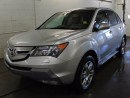 Used 2009 Acura MDX Technology AWD - SUNROOF - LEATHER - GPS NAVIGATION for sale in Edmonton, AB