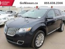 Used 2013 Lincoln MKX NAV! SUNROOF! PRISTINE, LOW KM UNIT!! for sale in Edmonton, AB