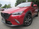 Used 2016 Mazda CX-3 AWD-GT! ! ! Navigation-Heads up-Leather for sale in Mississauga, ON