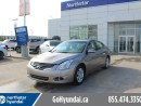 Used 2012 Nissan Altima 2.5 SL Leather Sunroof Bose Sound for sale in Edmonton, AB
