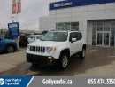 Used 2016 Jeep Renegade Limited Removable Roof Nav for sale in Edmonton, AB