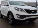 Used 2011 Kia Sportage EX Luxury AWD for sale in Edmonton, AB