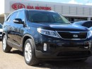Used 2015 Kia Sorento EX V6 AWD LEATHER, HEATED FRONT/REAR SEATS, LOW KMS for sale in Edmonton, AB
