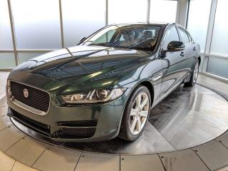 Used 2017 Jaguar XE Prestige - Low Mileage Diesel! for sale in Edmonton, AB