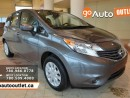 Used 2016 Nissan Versa Note 1.6 SV 4dr Hatchback for sale in Edmonton, AB