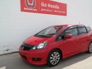 Used 2014 Honda Fit SPORT, AUTO, AC, BLUETOOTH for sale in Edmonton, AB