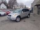 Used 2002 Toyota RAV4 for sale in Cambridge, ON
