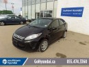 Used 2013 Ford Fiesta HEATED SEATS, BLUE TOOTH, for sale in Edmonton, AB