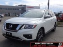 Used 2017 Nissan Pathfinder Platinum |DVD|Navi|Dual Roof| for sale in Scarborough, ON