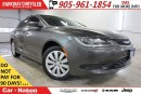 Used 2015 Chrysler 200 PRE-CONSTRUCTION SALE  LX  USB AUX AUDIO & MORE  for sale in Mississauga, ON