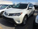 Used 2015 Toyota RAV4 LIMITED  for sale in Pickering, ON