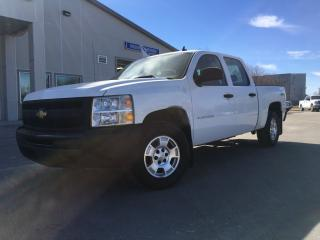 Used 2011 Chevrolet Silverado 1500 Clean Carproof V8 for sale in Selkirk, MB