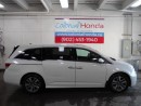 Used 2015 Honda Odyssey Touring w/RES & Navi for sale in Halifax, NS
