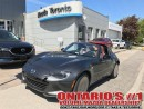 Used 2017 Mazda Miata MX-5 GT/GRANDSPORT PKG for sale in North York, ON