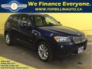 Used 2013 BMW X3 xDrive28i, Clean Carproof, Fully Loaded for sale in Concord, ON