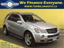 Used 2007 Mercedes-Benz ML-Class ML63 AMG, Navi, CLEAN CARPROOF, LOW Kms for sale in Concord, ON