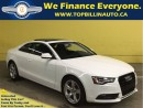Used 2013 Audi A5 2.0T Premium, Tiptronic, WHITE for sale in Concord, ON