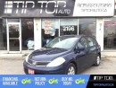 Used 2007 Nissan Versa 1.8 SL ** Fuel Efficient, Affordable, Realiable ** for sale in Bowmanville, ON