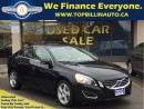 Used 2013 Volvo S60 T5 Premier, LEATHER, SUNROOF, LOW Kms for sale in Concord, ON