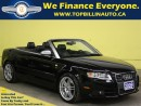 Used 2009 Audi S4 4.2 Conv. with NAVIGATION, 6 SPEED for sale in Concord, ON