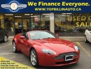 Used 2008 Aston Martin V8 Vantage Convertible for sale in Concord, ON