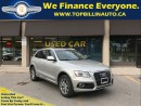 Used 2014 Audi Q5 3.0 Technik, Navigation, ACCIDENT FREE for sale in Concord, ON