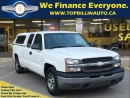 Used 2005 Chevrolet Silverado 1500 LS with bed Caps for sale in Concord, ON