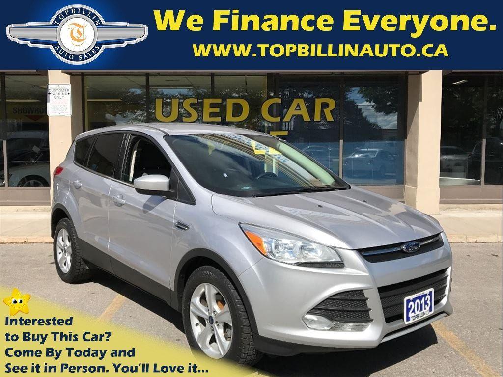 2013 Ford Escape SE CLEAN CARPROOF, 113K kms
