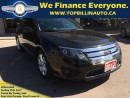 Used 2012 Ford Fusion SE, LEATHER, LOW Kilometers for sale in Concord, ON