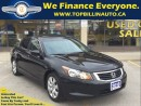 Used 2010 Honda Accord EX 4 Cyl with SUNROOF for sale in Concord, ON