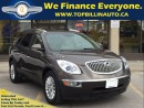 Used 2008 Buick Enclave CXL AWD with LEATHER & SUNROOF for sale in Concord, ON
