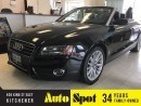 Used 2010 Audi A5 2.0L for sale in Kitchener, ON