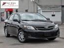 Used 2013 Toyota Corolla CE for sale in Toronto, ON