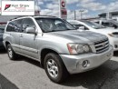 Used 2003 Toyota Highlander V6 for sale in Toronto, ON