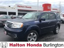 Used 2015 Honda Pilot EX-L for sale in Burlington, ON