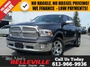 Used 2016 Dodge Ram 1500 Laramie-Diesel-Navigation-Remote Start for sale in Belleville, ON