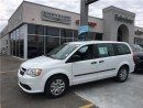 Used 2017 Dodge Grand Caravan CANADA VALUE PACKAGE for sale in Burlington, ON