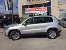 Used 2014 Volkswagen Tiguan HIGHLINE AWD|NAVIGATION|LEATHER|SUNROOF for sale in Milton, ON