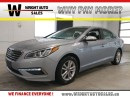 Used 2017 Hyundai Sonata GLS| SUNROOF| BLUETOOTH| HEATED SEATS| 44,163KMS for sale in Cambridge, ON