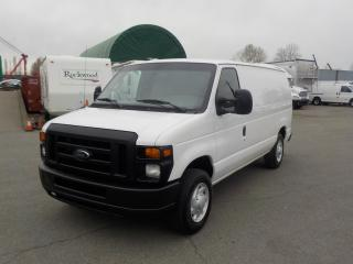 Used 2008 Ford Econoline E-150 Cargo Van w/ Shelving for sale in Burnaby, BC