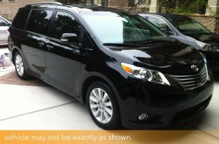 Used 2014 Toyota Sienna XLE, AWD, DVD, Moon Roof, 7-Pa for sale in Winnipeg, MB