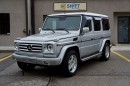 Used 2001 Mercedes-Benz G-Class G55 AMG for sale in Burlington, ON