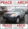 Used 2002 Honda CR-V EX-CDPLAYER/2.4L/4X4 for sale in Surrey, BC