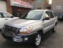 Used 2007 Kia Sportage for sale in Hamilton, ON