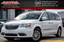 Used 2016 Chrysler Town & Country Touring|DrvrConven,DualDVDPkgs|Sunroof|Nav|RearDVD|17