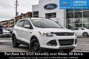 Used 2014 Ford Escape SE - BLUETOOTH - REAR PARKING AID SENSORS - REVERSE CAMERA SYSTEM - NAV for sale in Ottawa, ON
